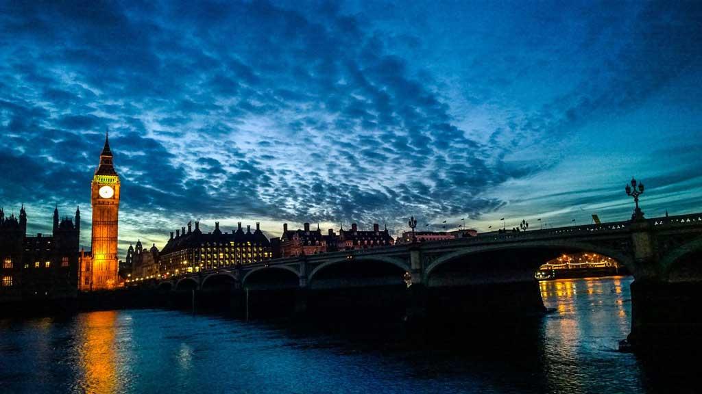 O que fazer em Londres à noite