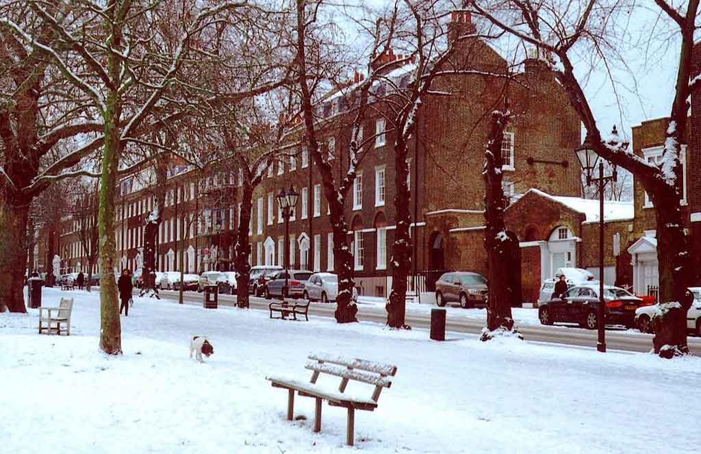 O que fazer em Londres no Inverno