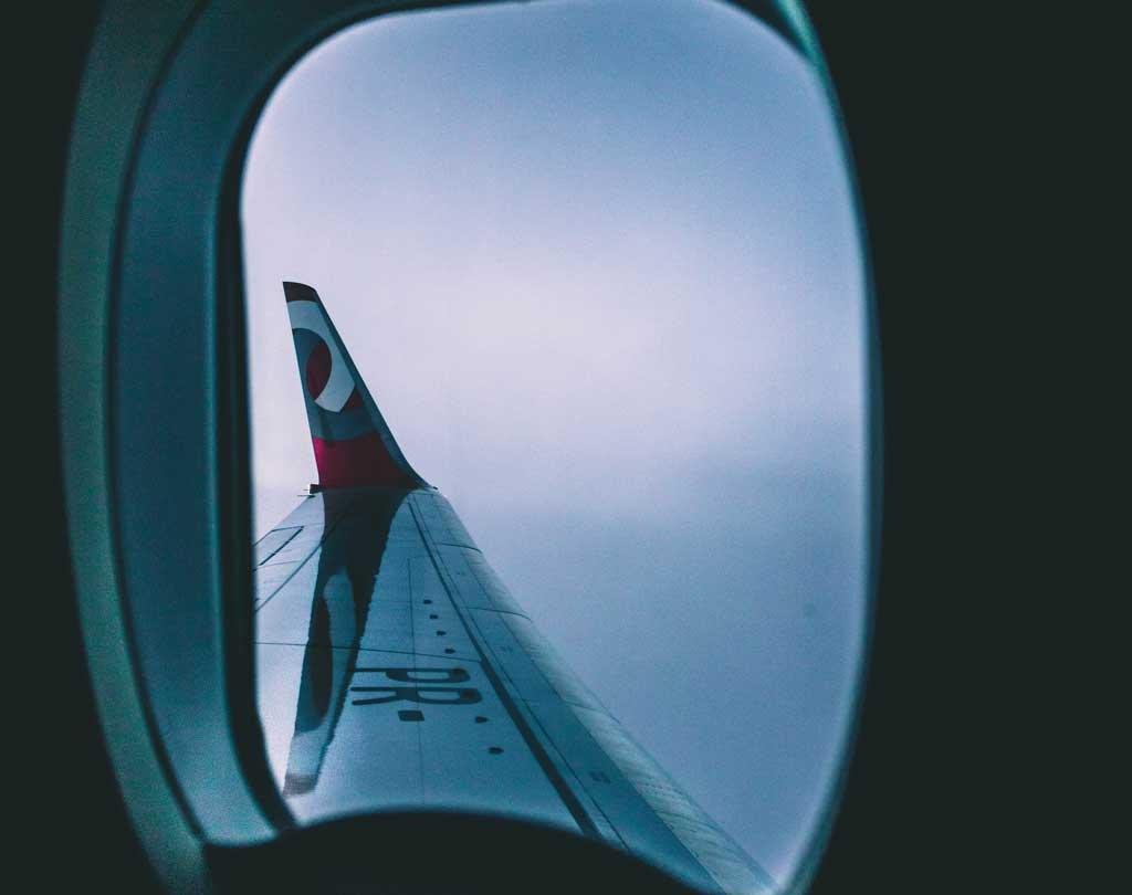 Voo para Maceió