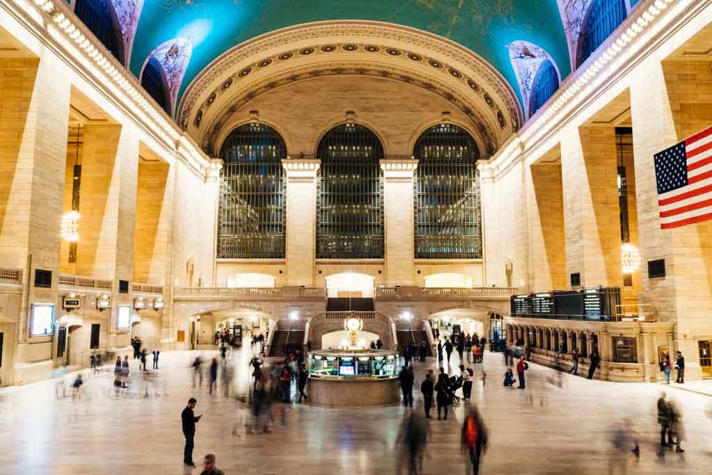 O que fazer em Nova York: visite o Grand Central Terminal