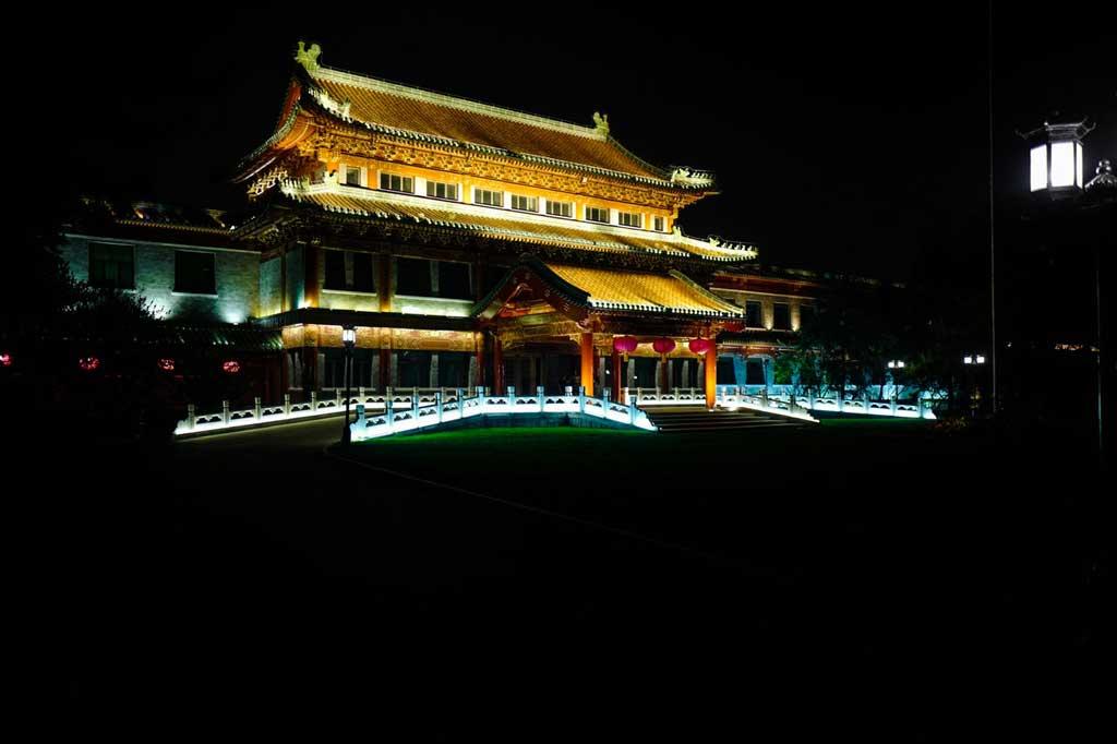 O que fazer em Pequim à noite