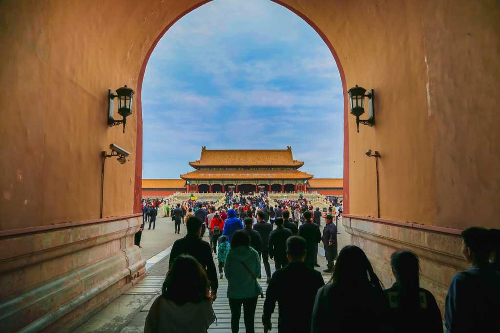 Fazer compras em Pequim