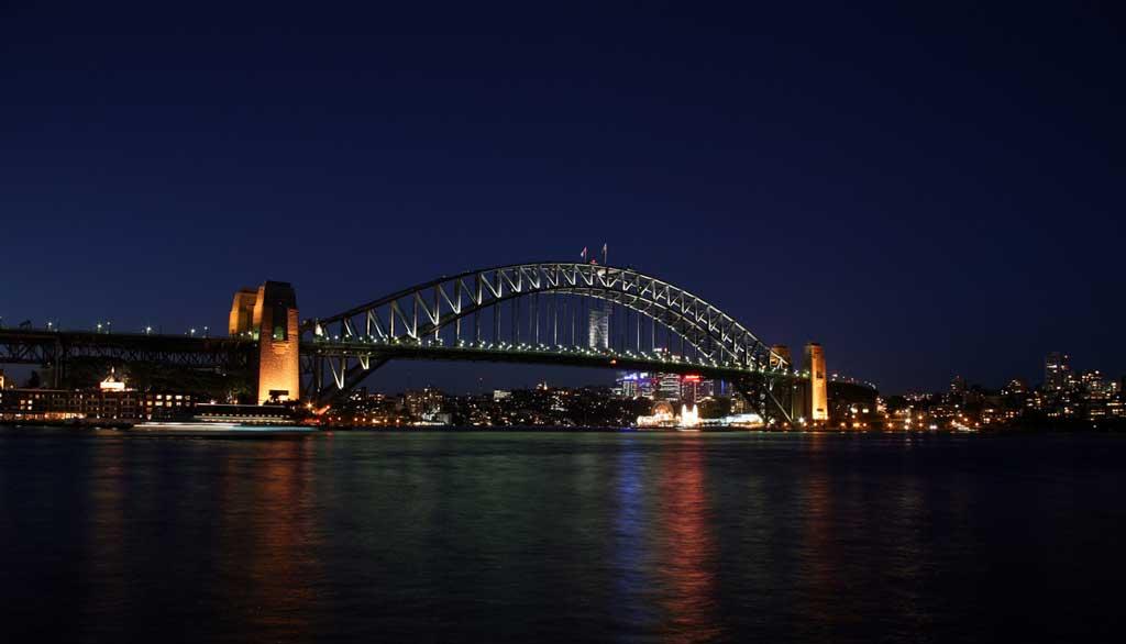 O que fazer em Sydney à noite