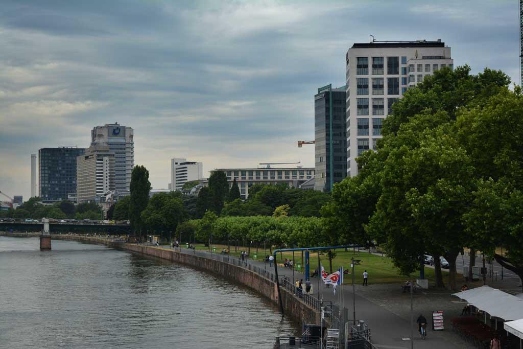 dicas de roteiro para o que fazer em Frankfurt
