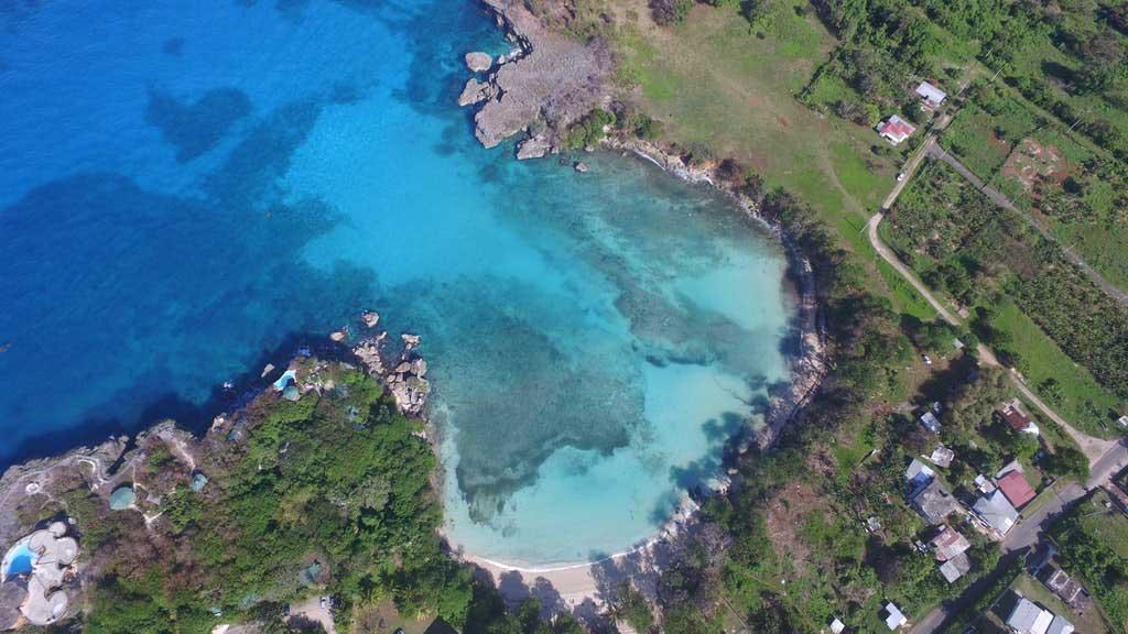 Belezas naturais das Praias da Jamaica