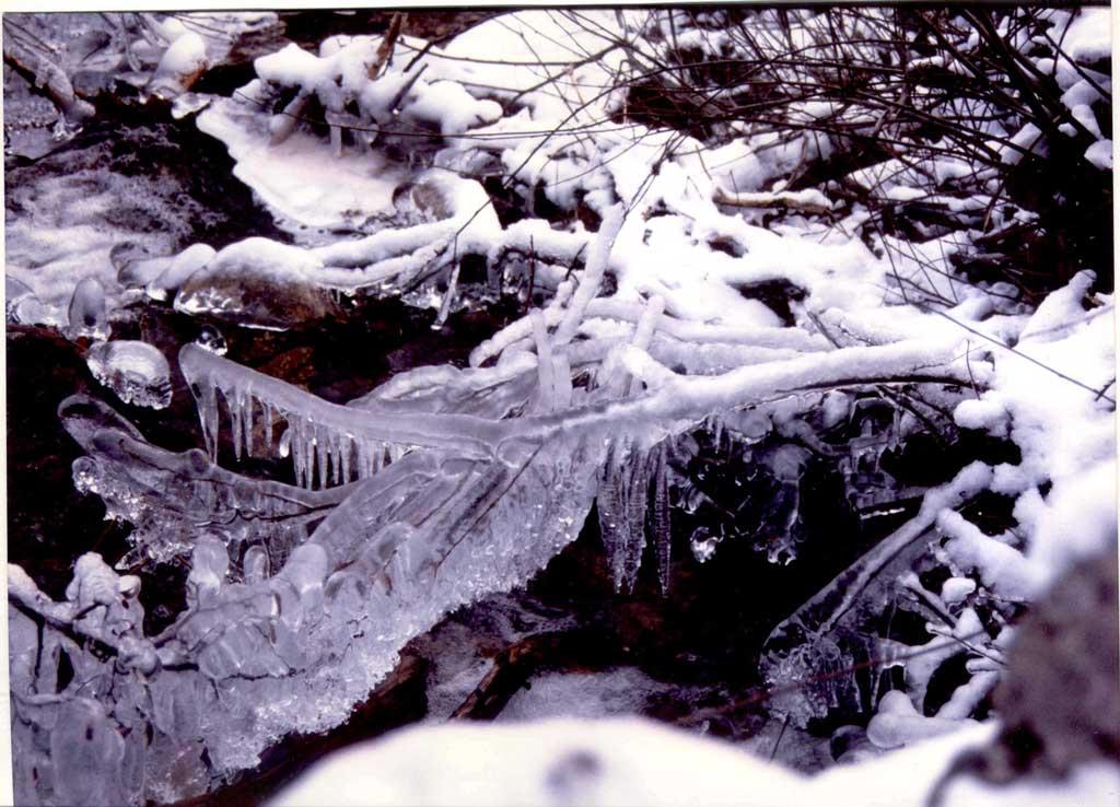 Inverno em Madrid