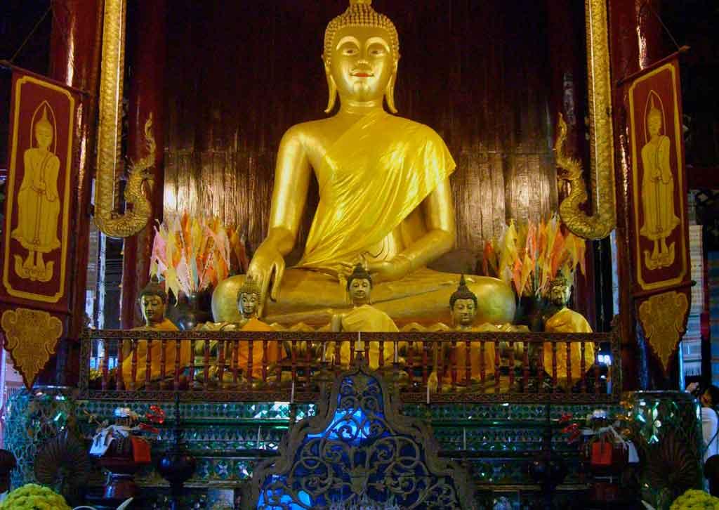 Tradição e Turismo Tailândia