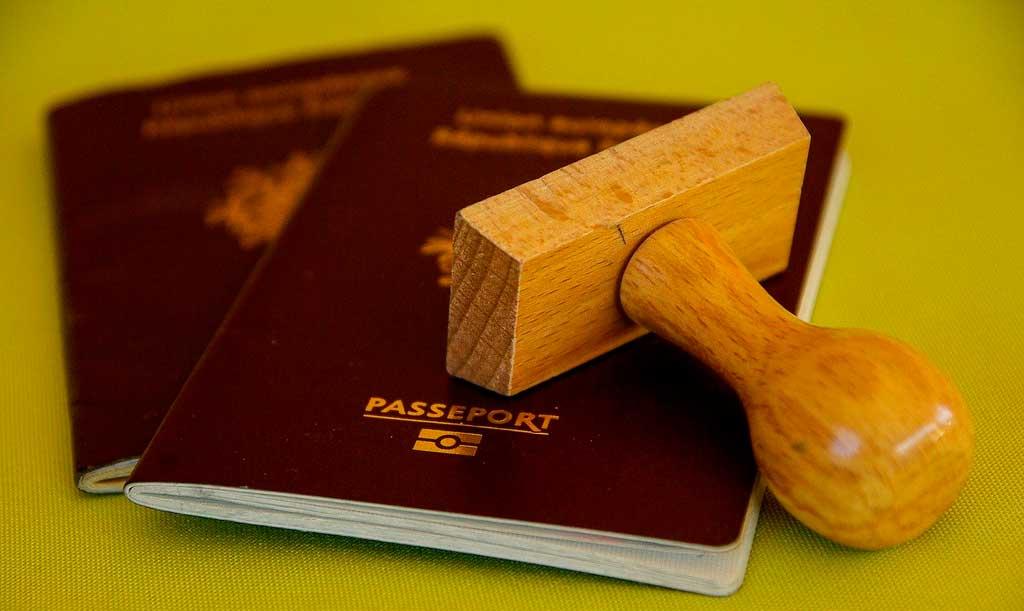 Documentos para viajar: passaporte