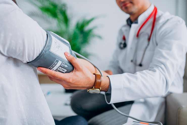 Check-up médico antes de viajar