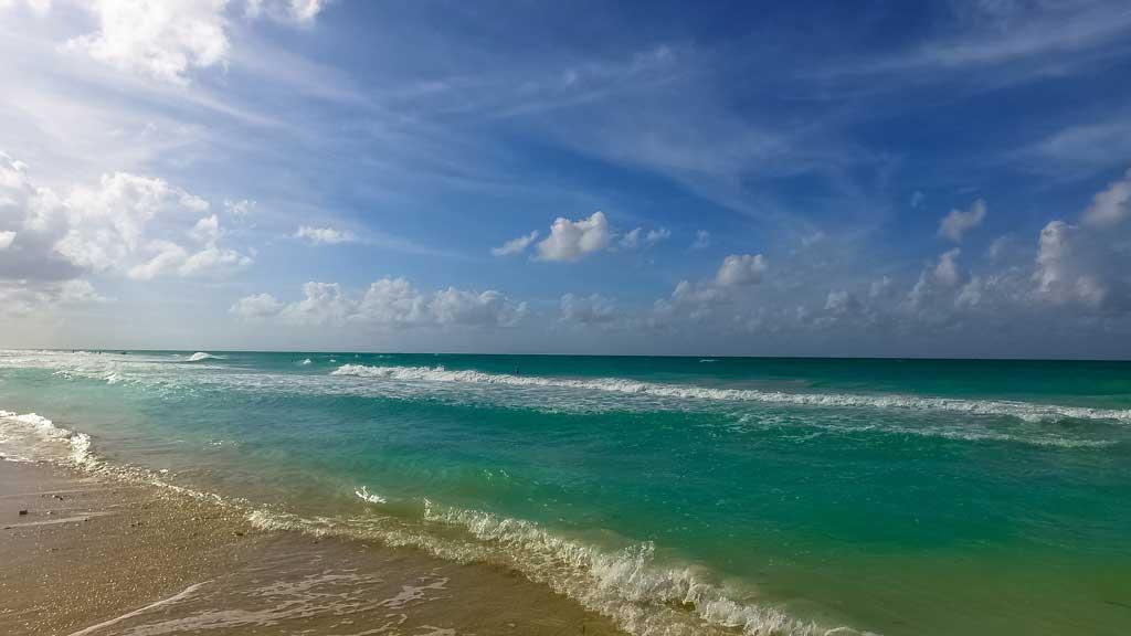 Viagem para Cuba: praias em varadero
