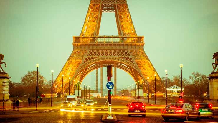 Clima na França