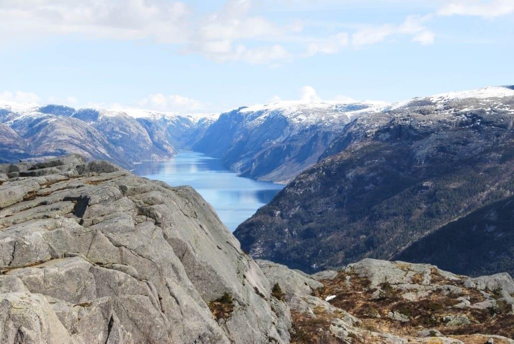 Viagem para Noruega: Fiorde