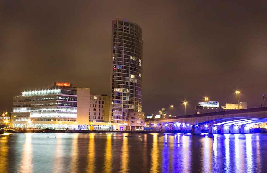 Cidades da Irlanda Belfast