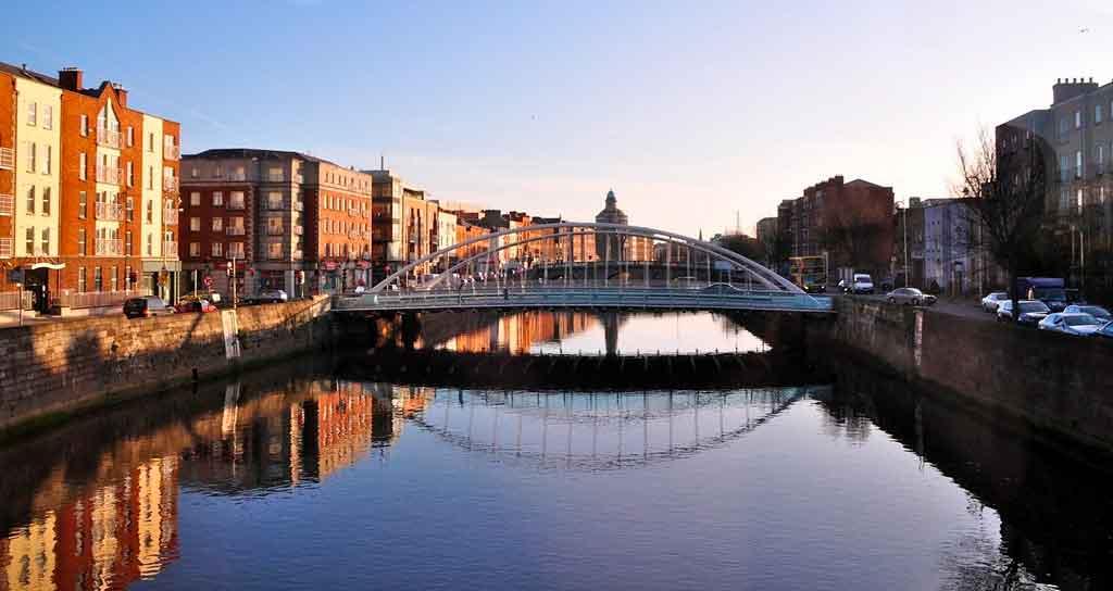 Cidades da Irlanda Intercambio