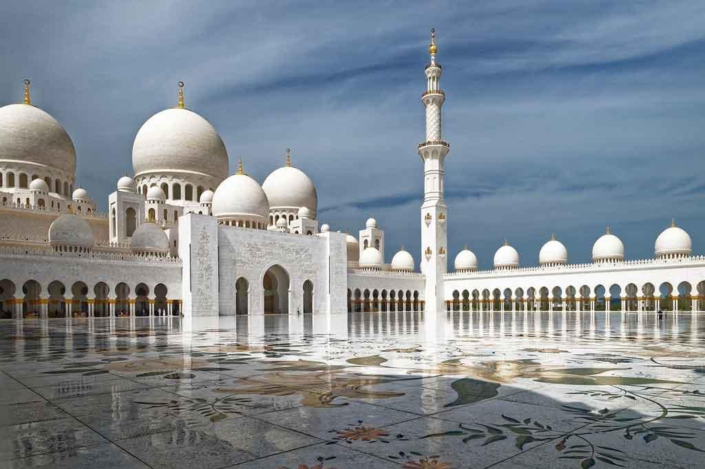 Emirados Arabes Unidos onde ficam