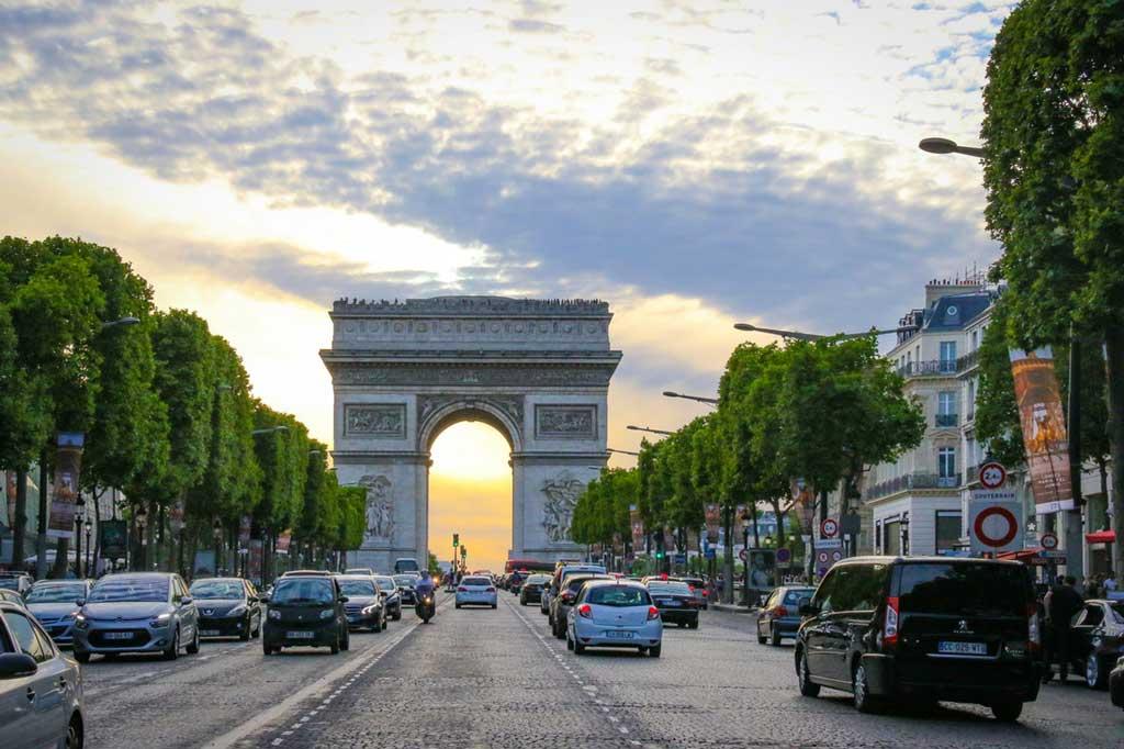 Avenida Champs Elysèes