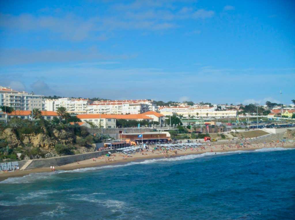 Praia São Pedro do Estoril