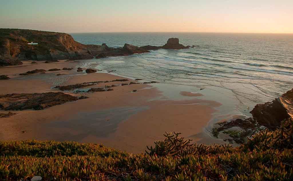 Sol e praias no Verão em Portugal