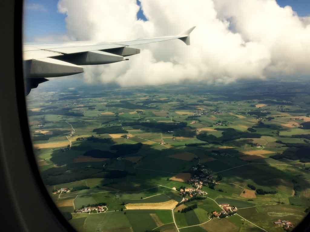Como chegar na Alemanha
