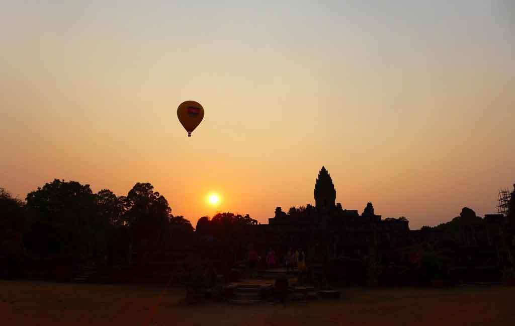 Clima de Camboja