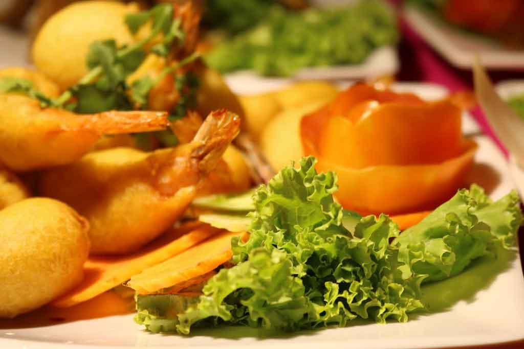 Camboja: gastronomia