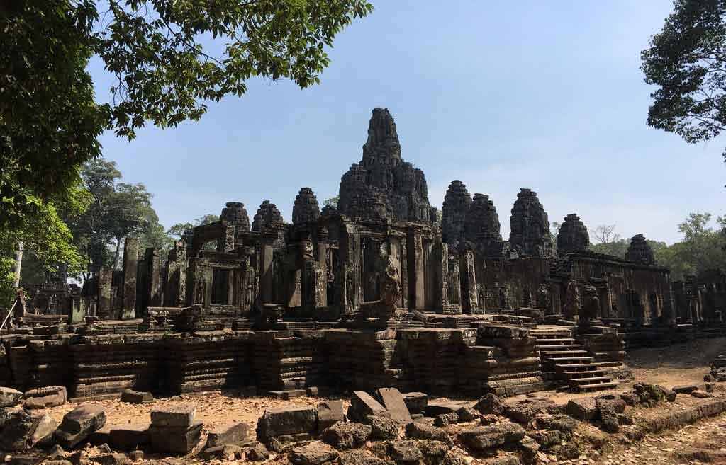 Camboja: História e Cultura