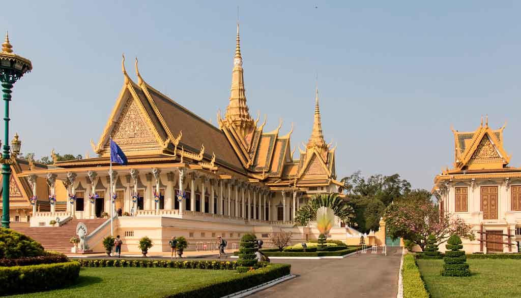 Palácio Phnom Penh