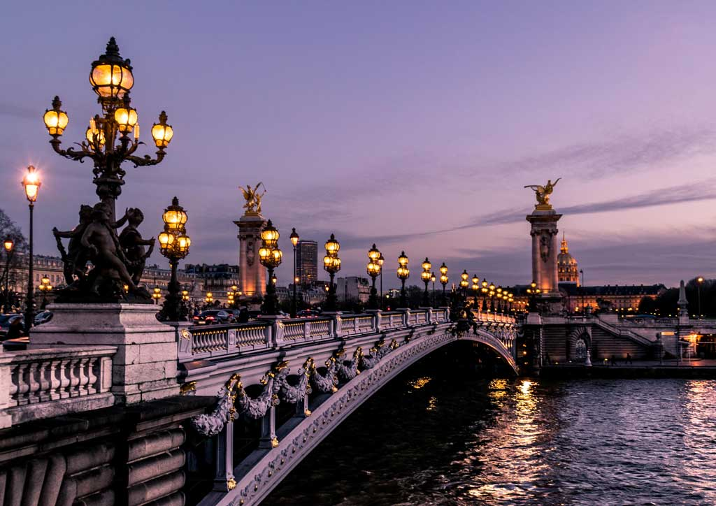 Lua de mel em Paris: romance na cidade da luz