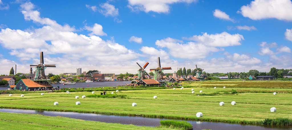o que fazer em Amsterdam na primavera