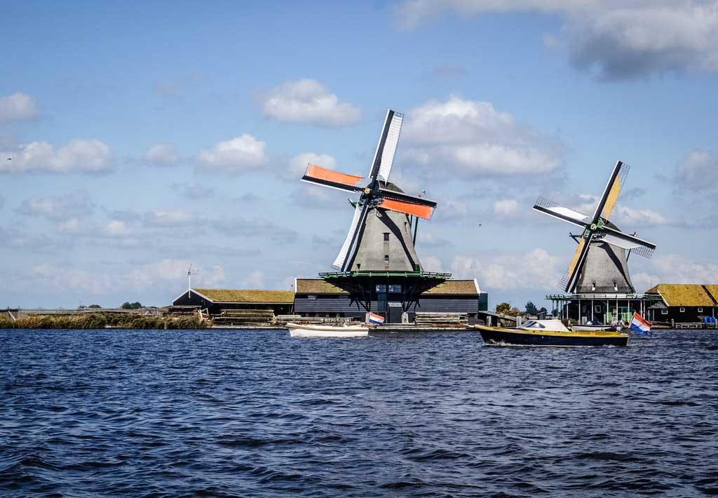 Primavera na Holanda