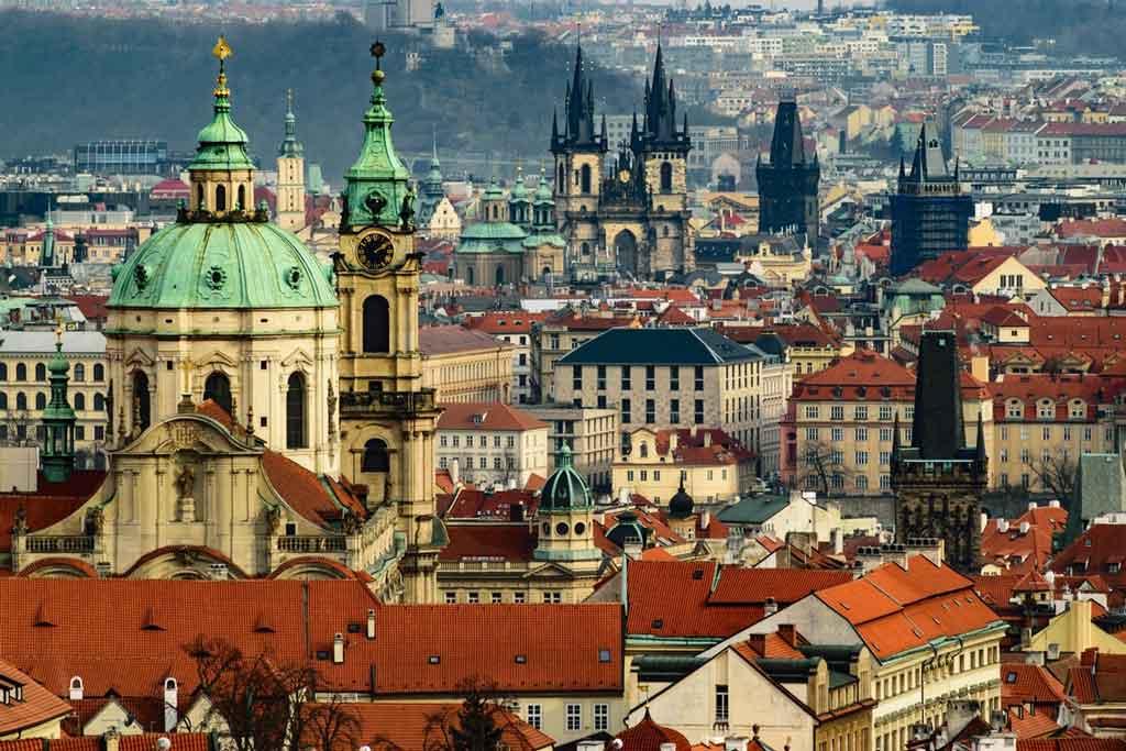 Cidade de Praga