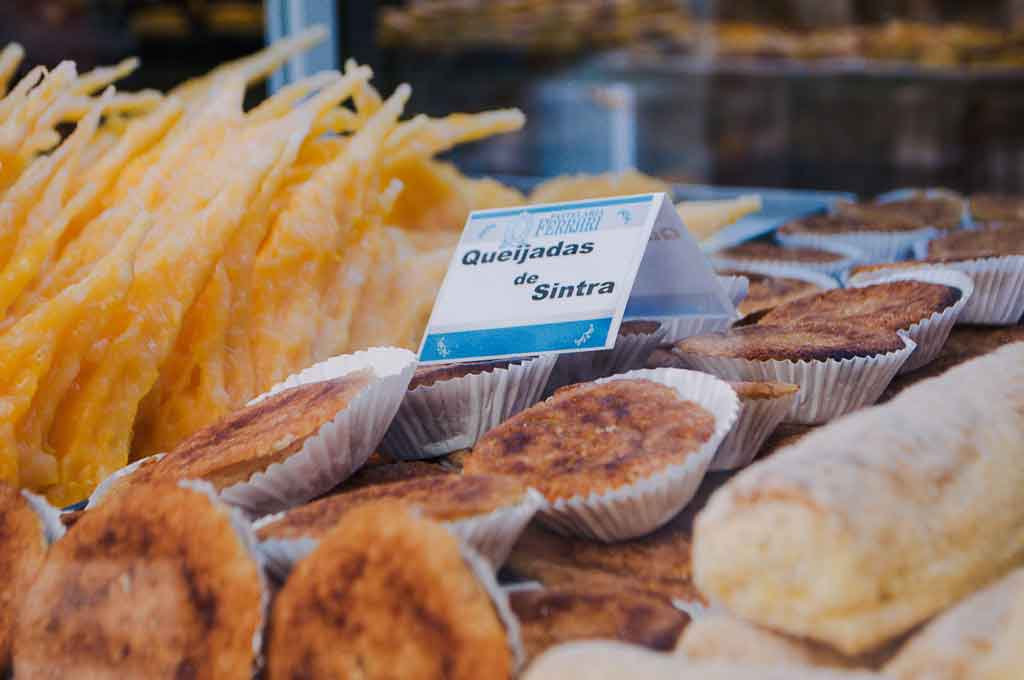 comidas típicas de Portugal: doces típicos