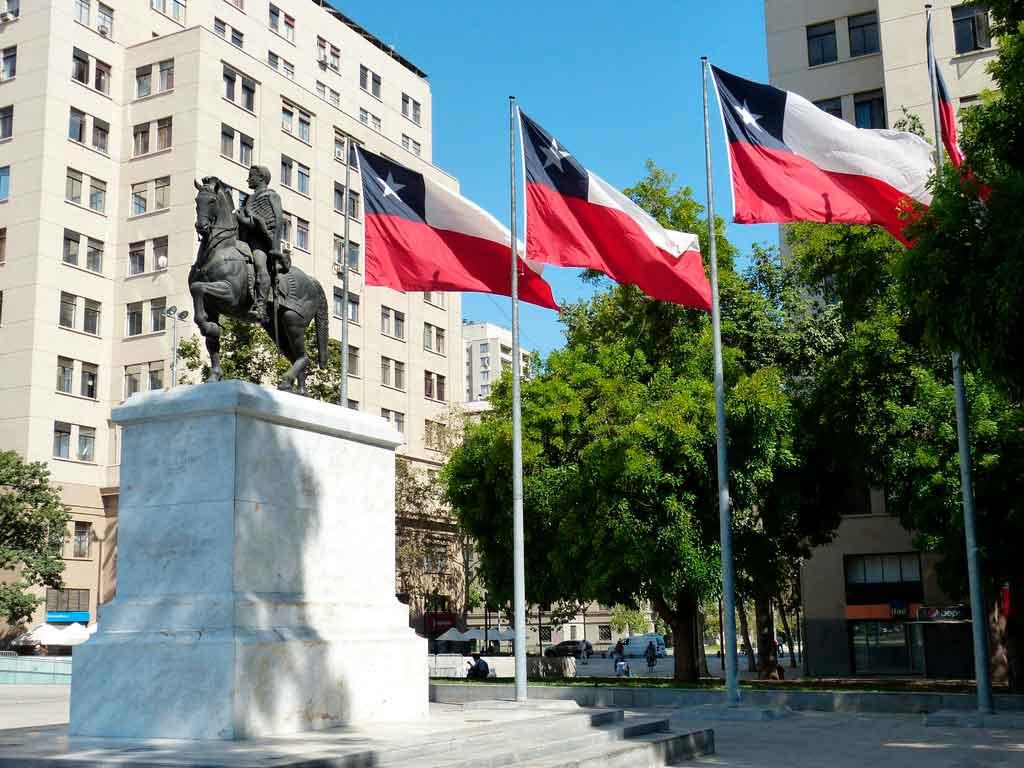 Documentação para viajar para o Chile