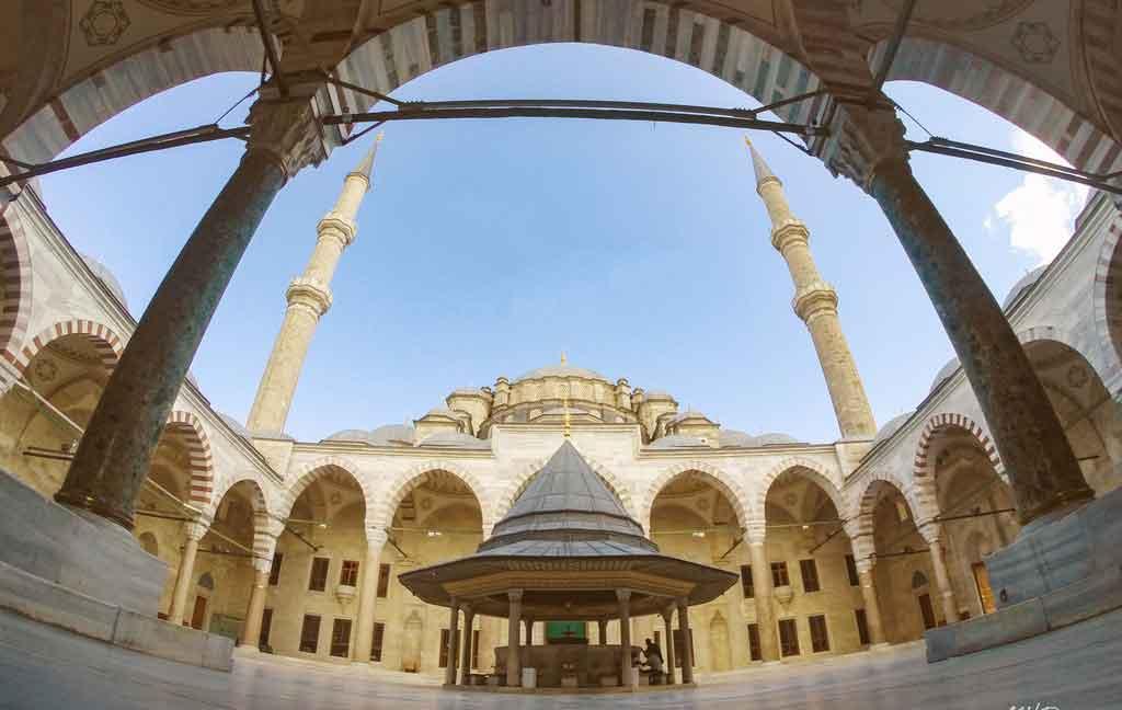 Religiosidade e cultura em Istambul