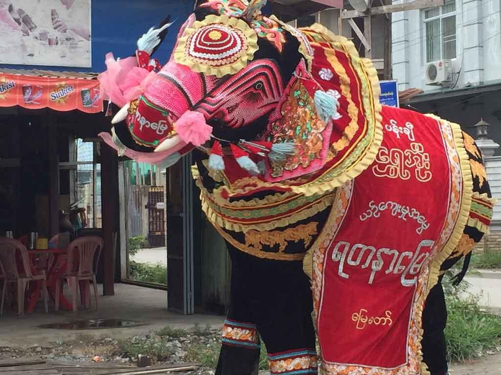 História e Cultura e Myanmar