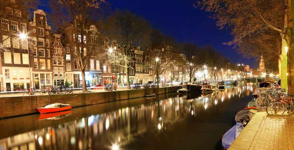 O que fazer em Amsterdam a noite