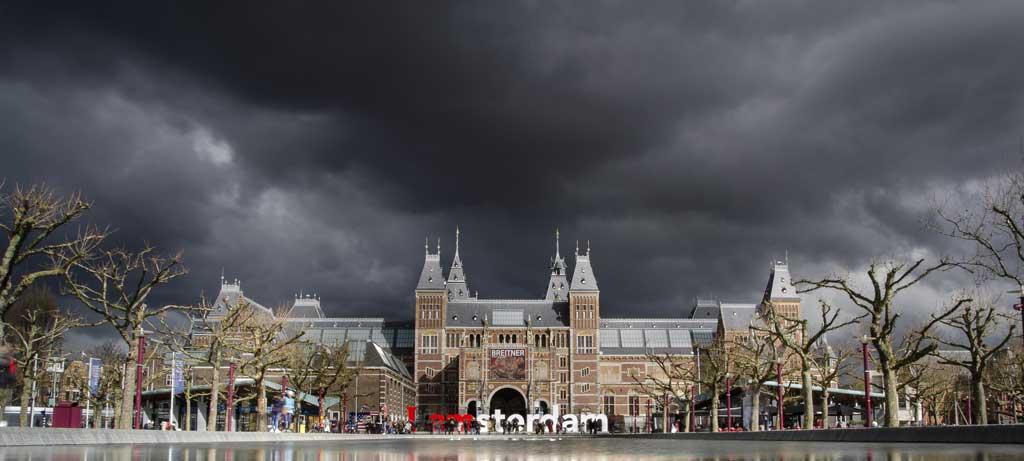 O que fazer em Amsterdam com Chuva