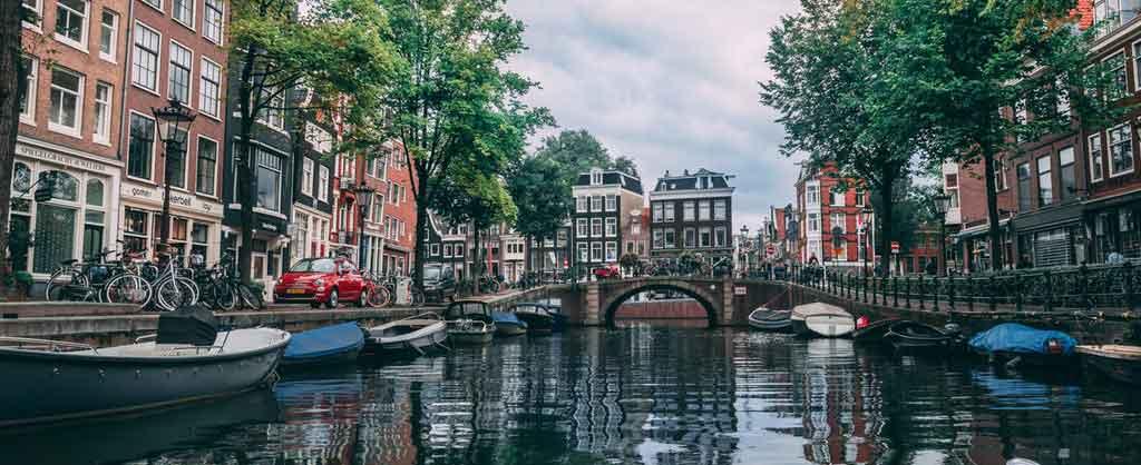 O que fazer em Amsterdam Passeios de barco