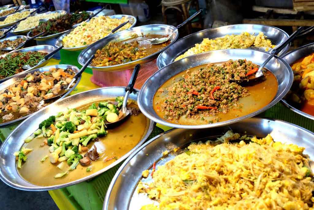 O que fazer em Bangkok: gastronomia