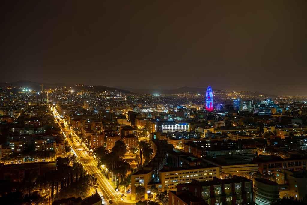 O que fazer em Barcelona: noite