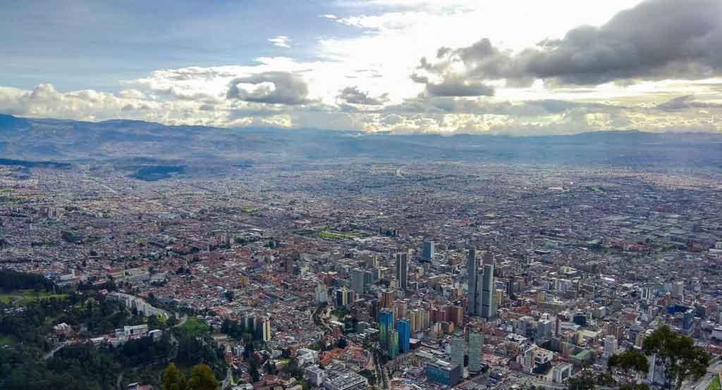 Quando viajar para Bogotá
