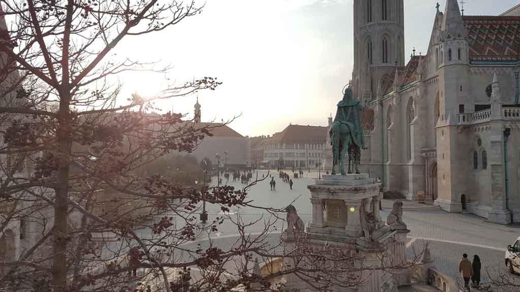 O que fazer em Budapeste: Matthias Church