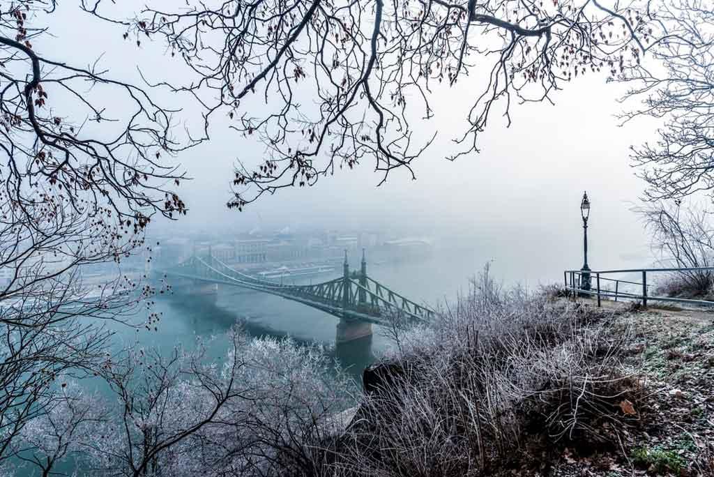 O que fazer em Budapeste: inverno