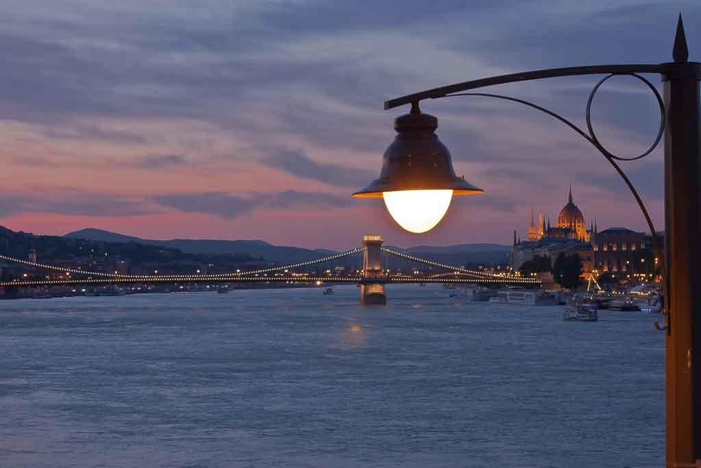 O que fazer em Budapeste: Rio Danúbio