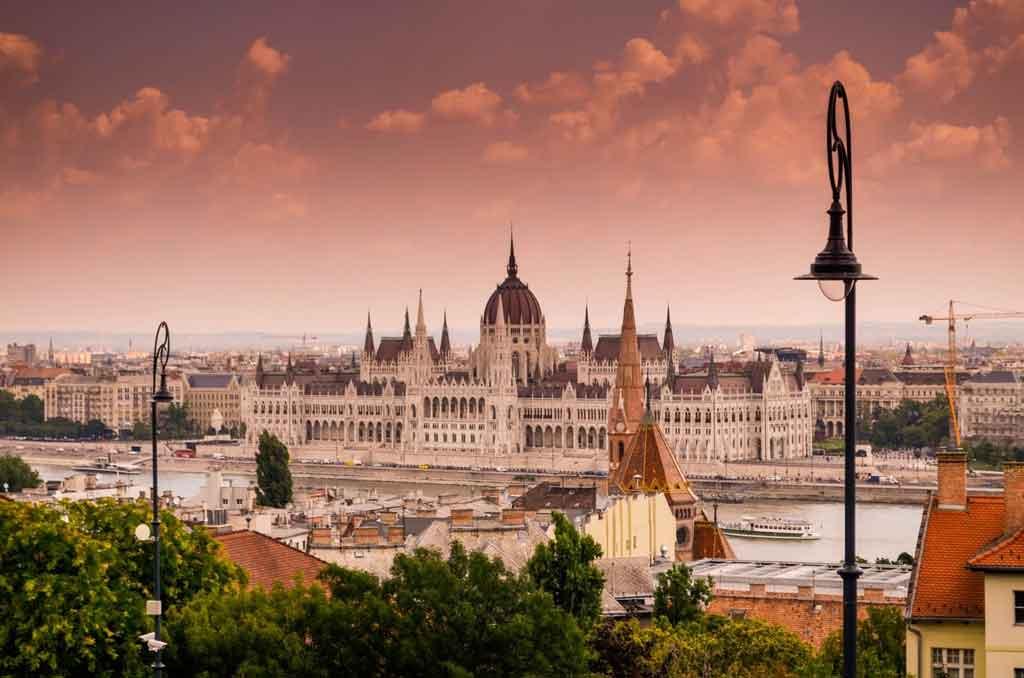 Sugestão de roteiro Budapeste