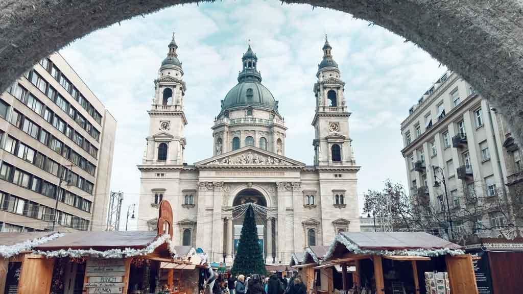 O que fazer em Budapeste: Basilica de Santo Estevao