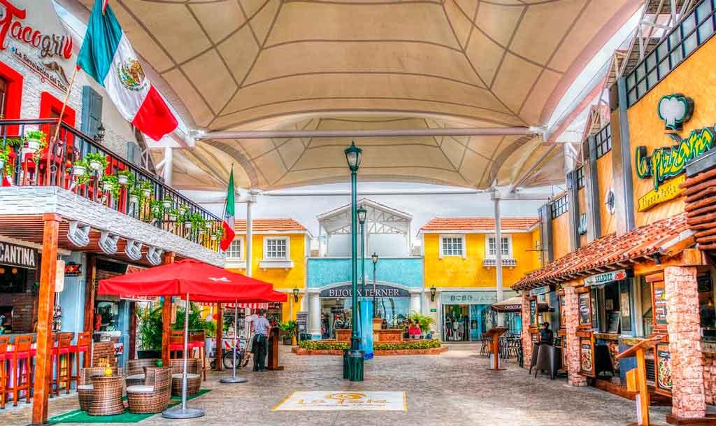 O que fazer em Cancún com chuva