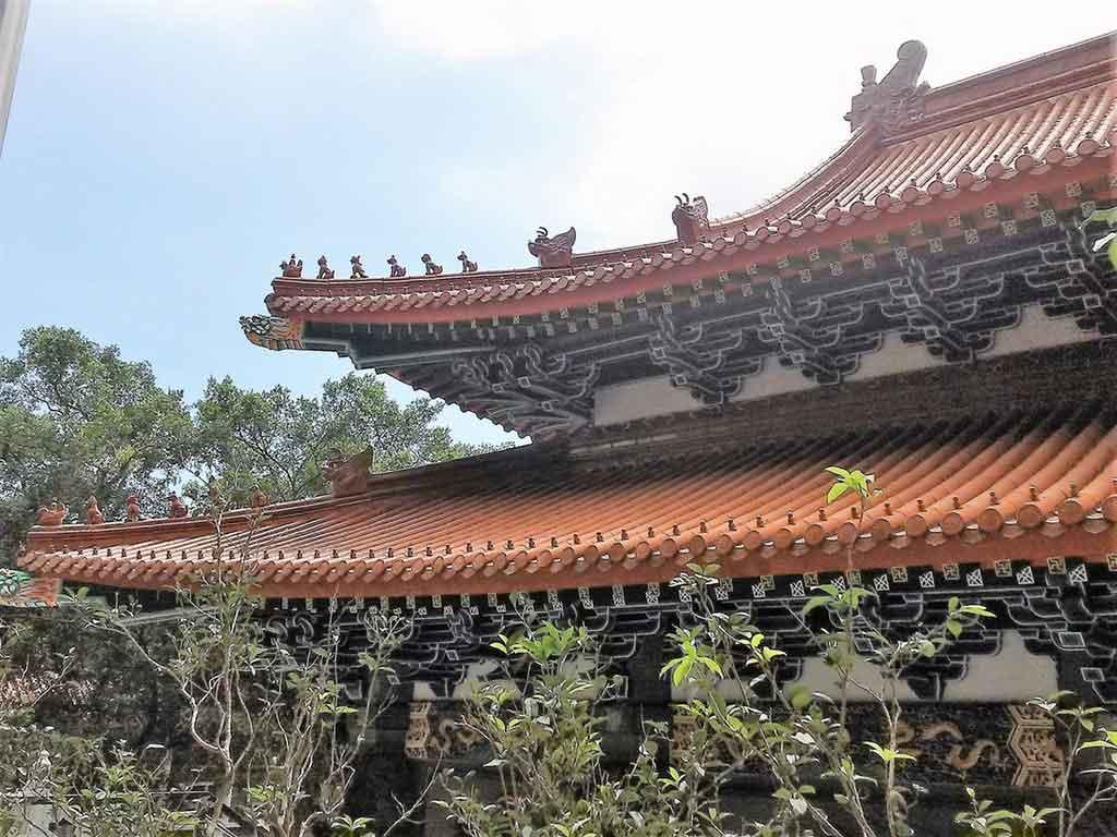 Mosteiro Po Lin