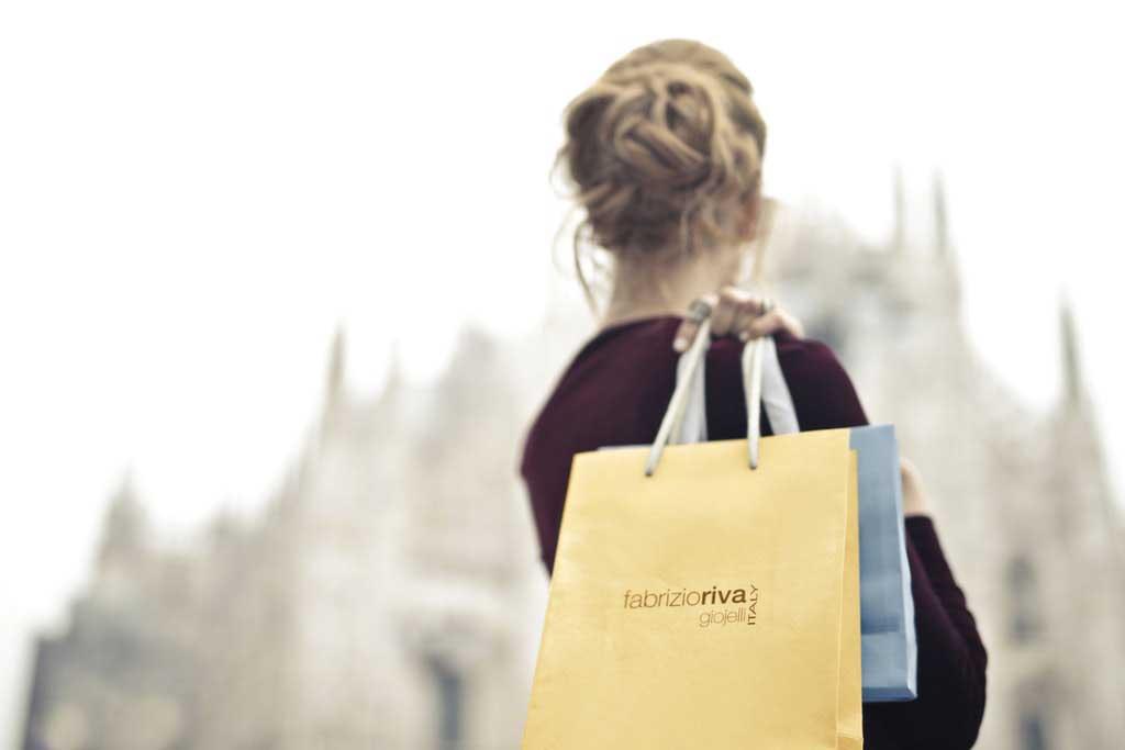 O que fazer em Milão: Compras