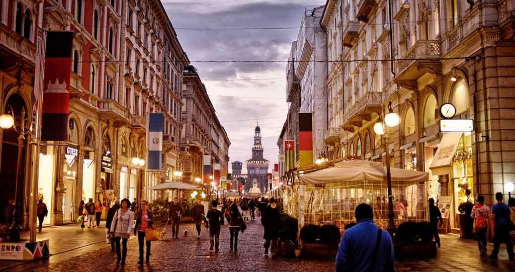 O que fazer em Milão no inverno